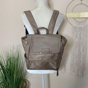 tutilo new york • nylon backpack adjustable straps